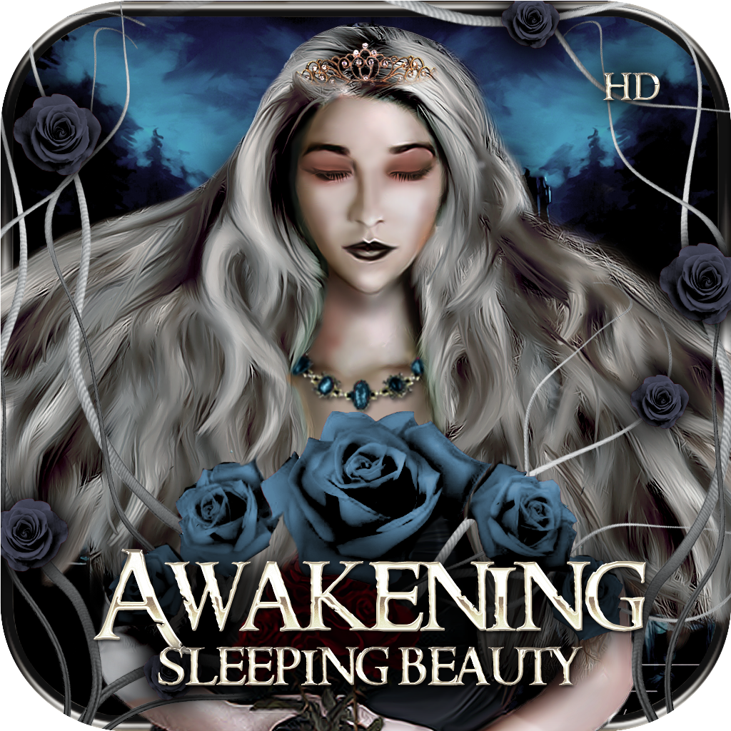 Awakening Sleeping Beauty : Hidden Objects