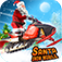 Santa Claus Snowmobile Challenge